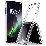 iPhone Edition X Hülle - Invisible Clear - vau Soft Flex Silikon-Tasche, Schutz-Case für Apple iPhoneX
