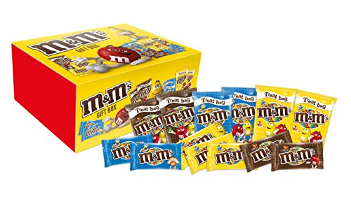 M&M's Chocolate Gift Box, 779 g