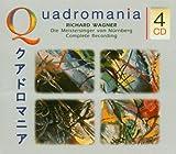 Richard Wagner: Die Meistersinger von Nürnberg (Oper) (Gesamtaufnahme) (4 CD)