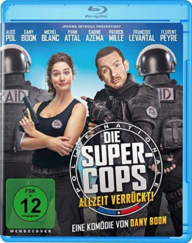 Bild von Die Super-Cops - Allzeit verrückt! [Blu-ray]