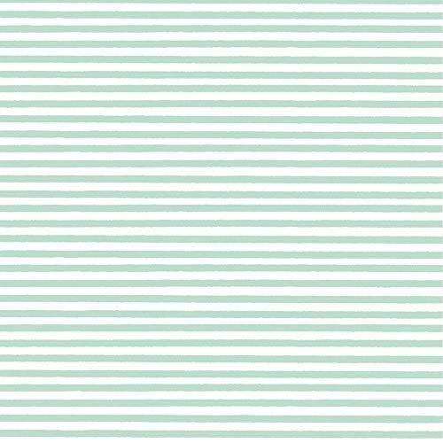 Mank Airlaid-Servietten 40x40 cm   Premium Einweg-Serviette   textilähnlich und saugstark   perfekt für Hochzeit & Partys   50 Stück   Heiko (Mintgrün)