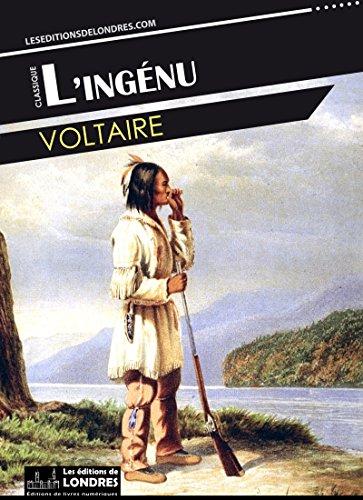 L'ingénu (french Edition)