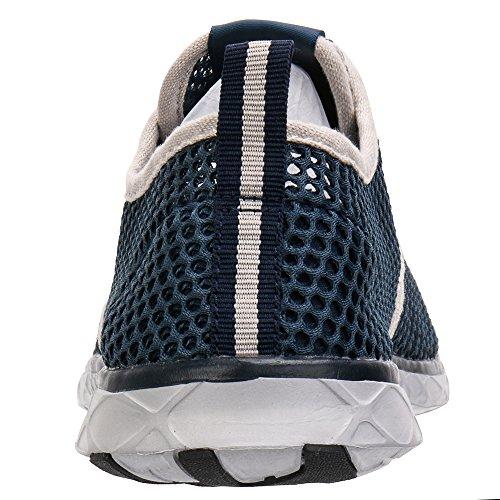 Aleader, scarpe da uomo subacquee ad asciugatura rapida Blu (blu)