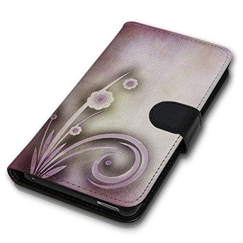 Wallet Book Style Flip Handy Tasche Case Schutz Hülle Schale Motiv Etui für Apple iPhone 6 Plus / 6S Plus - Variante UMV18 Design12 Design 5