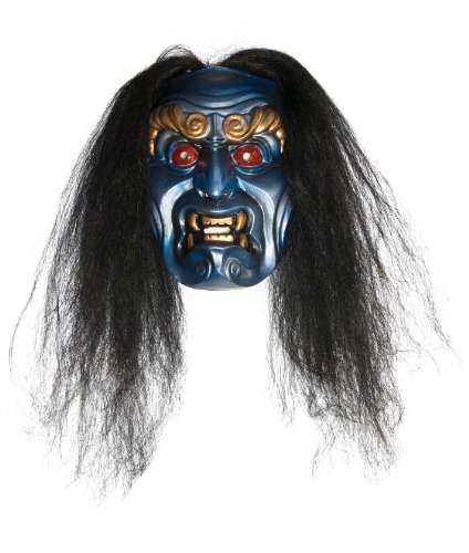 The Last Airbender Blue Spirit Child Costume Mask (Last Airbender-spielzeug The)