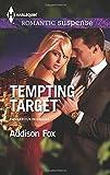 Tempting Target (Harlequin Romantic Suspense: Dangerous in Dallas)