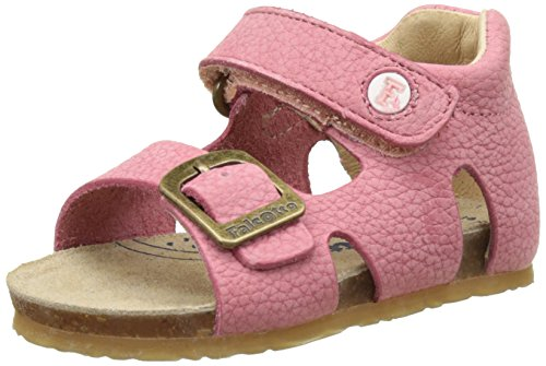 Naturino Falcotto 1406, Bottillons Bébé Fille Rose (Geranio)
