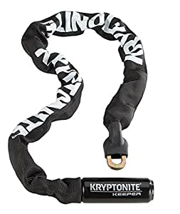 Kryptonite Keeper 785 Integrated Chain – Integrated Chain Lock Black 2014 chain