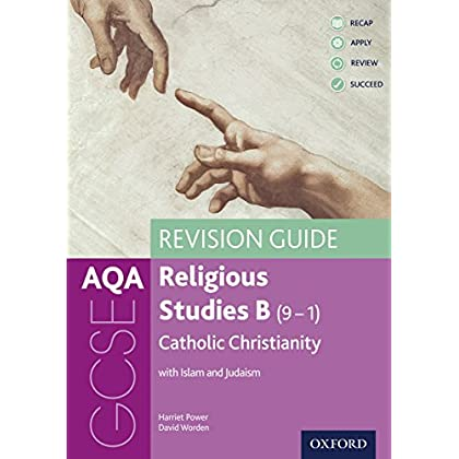 Aqa Gcse Religious Studies B: Catholic Christianity With Islam And Judaism Revision Guide (English Edition)