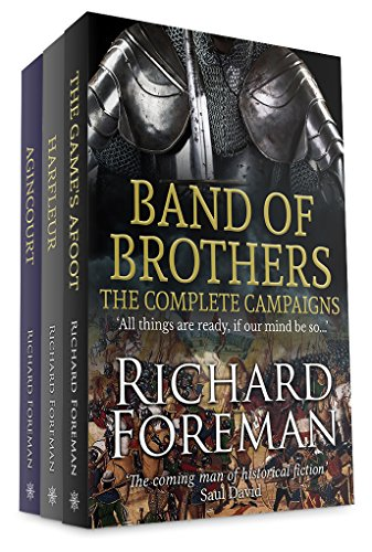 Band of Brothers: The Complete Campaigns (English Edition) por Richard Foreman