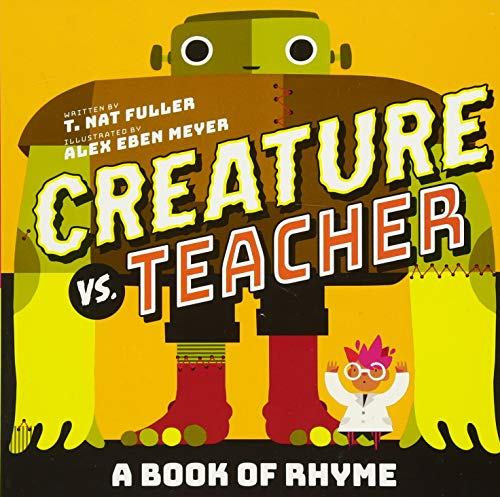 Creature vs. Teacher (9 Buchstaben Halloween Wörter)