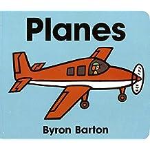 Planes Lap Edition by Byron Barton (2006-09-26)