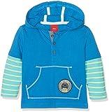 s.Oliver Baby-Jungen Langarmshirt T-Shirt Langarm, Blau (Blue 5527), 92