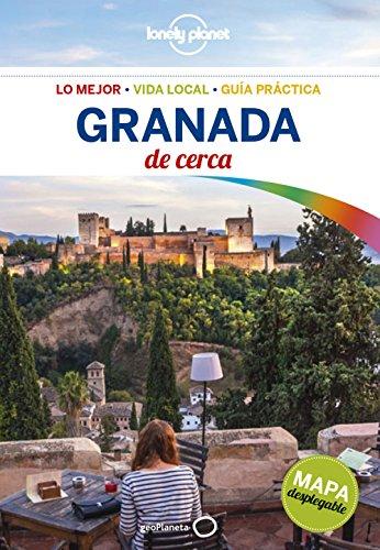 Granada de cerca (Guías De cerca Lonely Planet) por Emma Lira