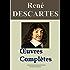 René Descartes : Oeuvres complètes et annexes (22 titres annotés, complétés et illustrés)