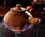 Thomas 53510 Kartoffeltopf aus Keramik, auch zur Zubereitung von Kastanien geeignet Kartoffelfeuer