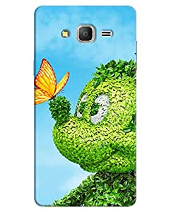 FurnishFantasy 3D Printed Designer Back Case Cover for Samsung Galaxy On5 Pro