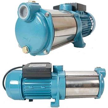 Pompe d'arrosage POMPE DE JARDIN pour puits 1300 W 100l/min pompe à eau de surface