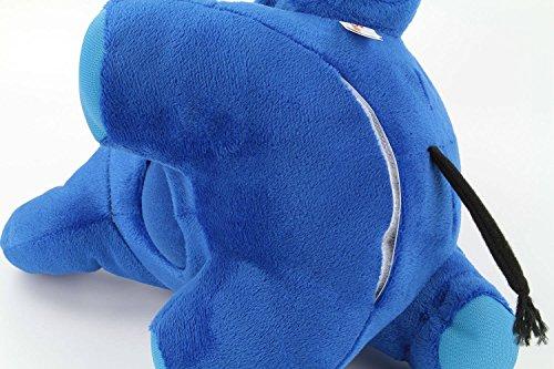 Imagen 10 de Ansmann 1800-0014 - Elefante de peluche con luz nocturna y nana para dormir [Importado de Alemania]