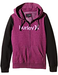 Hurley One & Only Icon Sweat-shirt zippé Fille