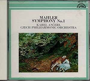 Mahler - Symphonie N° 1 / Karel Ancerl