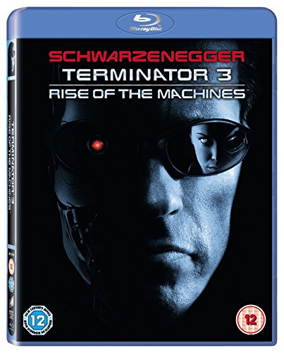Preisvergleich Produktbild Terminator 3 - Rise Of The Machines [BLU-RAY] [UK Import]