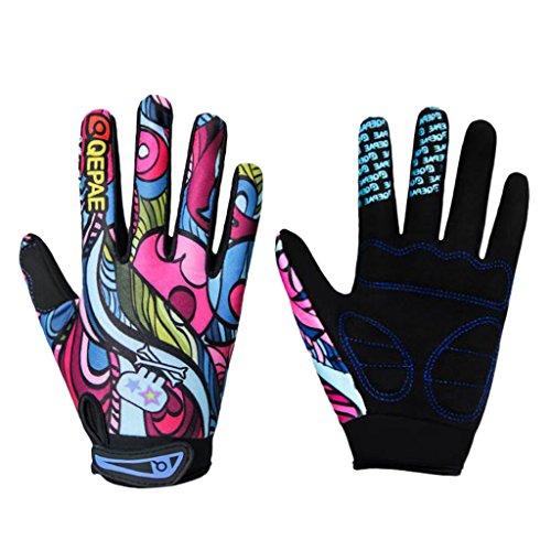 Kinder Wasserdichte Wintersport Super-Warm Handschuhe Skihandschuhe Winterhandschuhe Ski Snowboard - Roserot, S