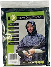 Yellowstone PVC Poncho