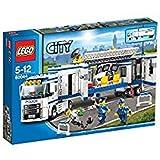 Als Geschenkidee zu Weihnachten bestellen Für die Kinder - LEGO City 60044 - Polizei-Überwachungs-Truck