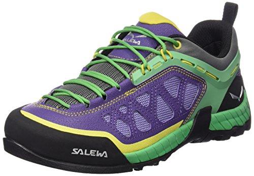 SalewaWS FIRETAIL 3 - Scarpe da trekking e da passeggiata Donna Multicolore (Mehrfarbig (Mystical/Kamille))