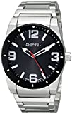 August steiner Herren-Armbanduhr Analog Quarz AS8152SSB