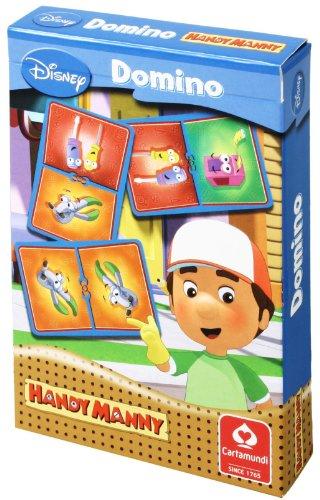 Carta Mundi 22575003 - Handy Manny, Domino