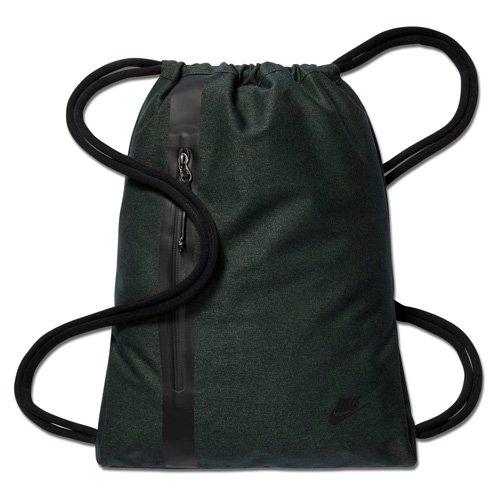 Nike Unisex Tech Gymsack, Medium Olive Black Black, One Size fc7cb86a93