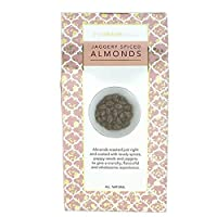 TheNibbleBox Jaggery Spiced Almonds Trail Mix 100g