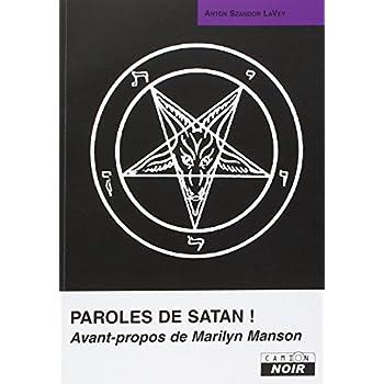 Paroles de Satan !