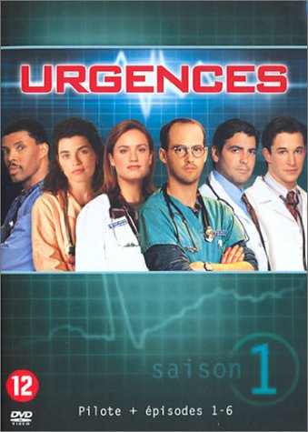 Urgences : Saison 1 - Épisodes 1 à 6 + Pilote [Import belge]