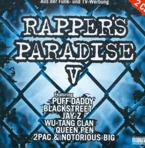Rappers Paradise V by Various