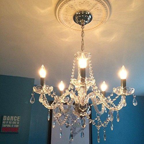 Saint mossi modern contemporary elegant real crystal glass saint mossi modern contemporary elegant real crystal glass chandelier aloadofball Choice Image