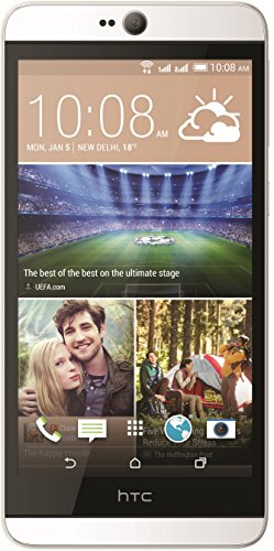 HTC Desire 826 (Dual SIM, White Birch, 2GB RAM) offer