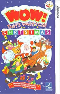 Wow - Thats What I Call Christmas [VHS]