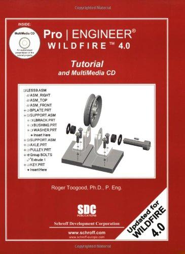 Preisvergleich Produktbild Pro / Engineer Wildfire 4.0: Tutorial