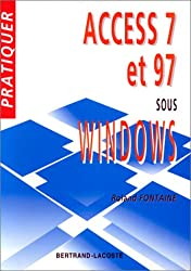 Access 7 et 97 sous Windows