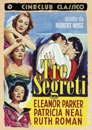 tre segreti dvd Italian Import by frank lovejoy