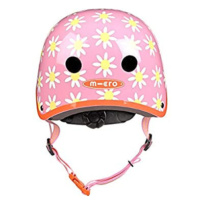 Micro Scooters Safety Helmet Daisy For Boys And Girls Cycling Bike by Micro Scooters