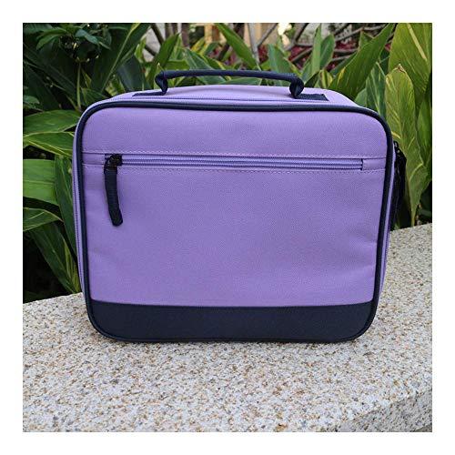 zhangchengxiang520 Neue Aufbewahrungstasche, Handtasche, Digitale Handtasche, Reise Aufbewahrungstasche, bequem und schnell, Hellviolett