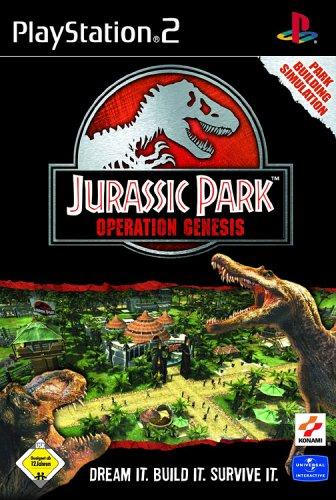 Jurassic Park - Operation Genesis - Operation Genesis Jurassic