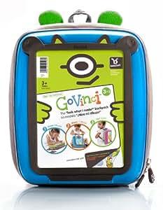 Go Vinci Hard Back Activity Backpack (Blue)