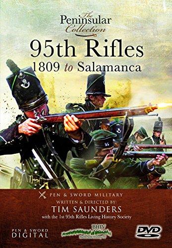The Peninsular Collection: 95th Rifles - 1809 to Salamanca