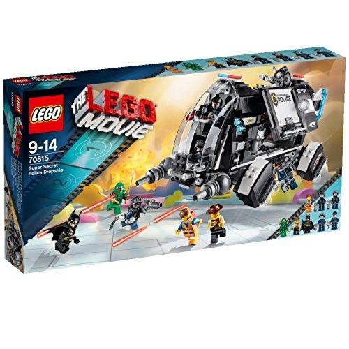 LEGO Movie 70815 - Raumschiff der Super-Geheimpolizei (Raumschiff Von Lego Movie)