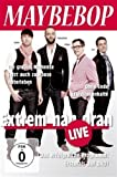 Maybebop - Extrem nah dran/Live